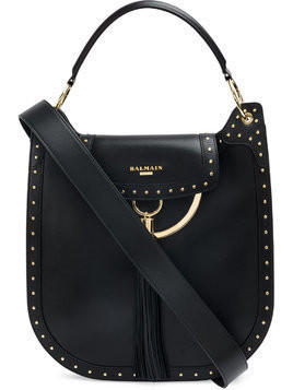 Balmain Domaine 33 shoulder bag - Black