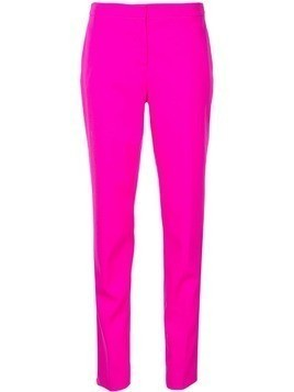 Oscar de la Renta tailored trousers - Pink