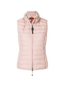 Parajumpers zipped padded gilet - Pink&Purple