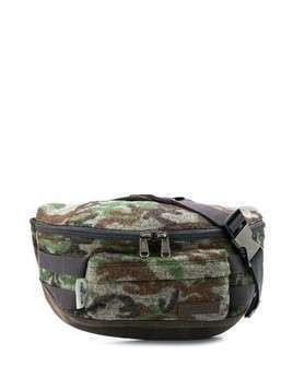 Eastpak Doggy XXL camouflage bag - Green