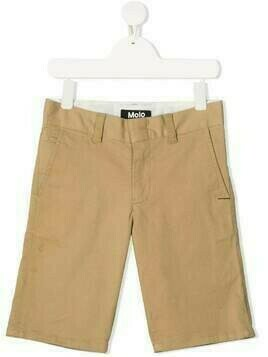Molo Alan low-rise shorts - Brown