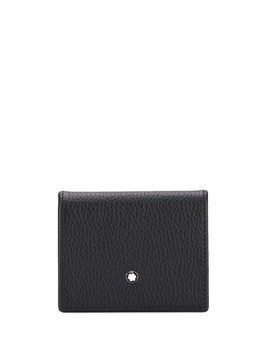 Montblanc classic coin purse - Black