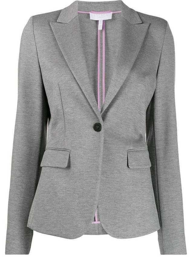 Escada Sport single-breasted blazer - Grey