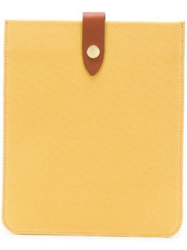 Mismo snap fastening computer case - Yellow