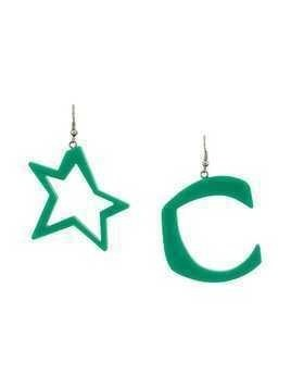 Corto Moltedo C Stella earrings - Green