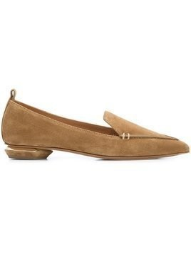 Nicholas Kirkwood 18mm Beya loafers - Brown