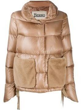 Herno padded jacket - Brown