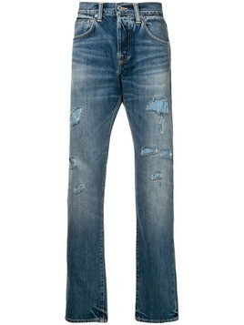 Edwin ED-55 tapered jeans - Blue