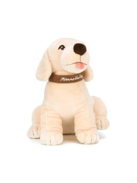 Dolce&Gabbana Kids Mimmo the dog soft toy - Nude&Neutrals