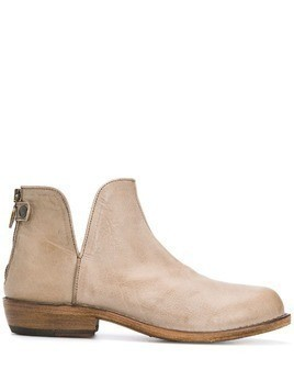Fiorentini + Baker Camy boots - Neutrals