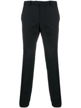 Incotex straight-leg trousers - Blue