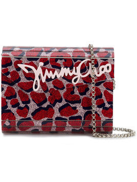 Jimmy Choo Candy clutch - Red