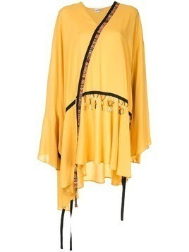 Giacobino casual tunic - Yellow