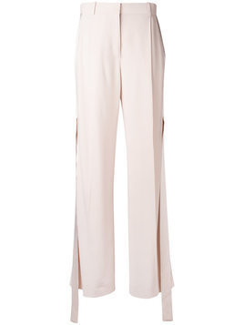 Givenchy flared tailored trousers - Pink