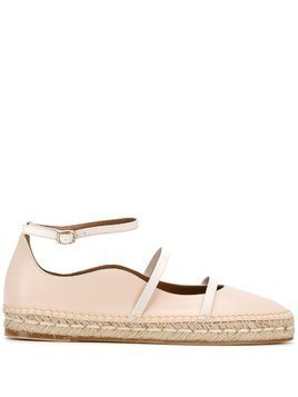 Malone Souliers Selina espadrilles - Neutrals