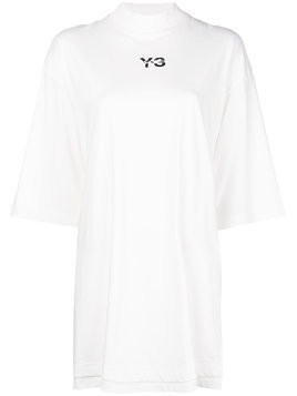 Y-3 oversized T-shirt - White
