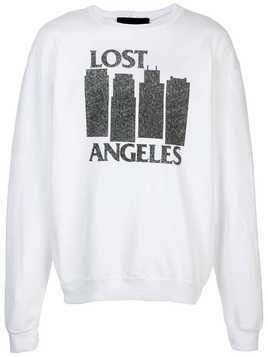 Local Authority Lost Angeles sweater - White