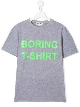 Duo Boring T-shirt - Grey