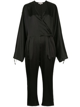 Giacobino casual jumpsuit - Black