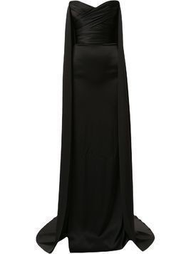 Alex Perry Fletcher evening dress - Black