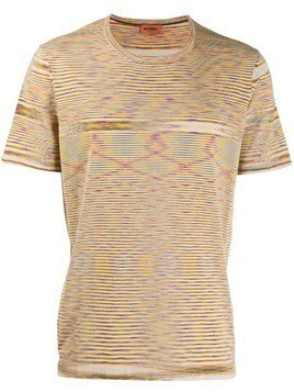Missoni printed T-shirt - Neutrals