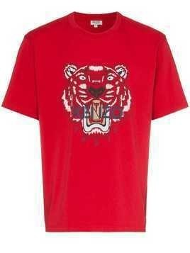 Kenzo KENZ TIGER TEE RED
