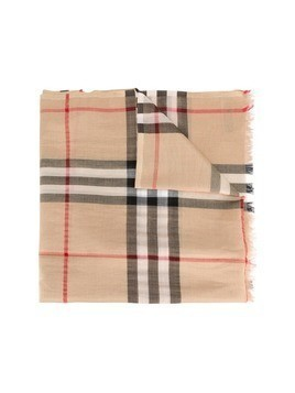 Burberry 'House Check' scarf - Multicolour