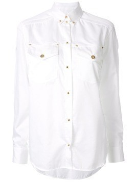 Versace Jeans Couture button down shirt - White