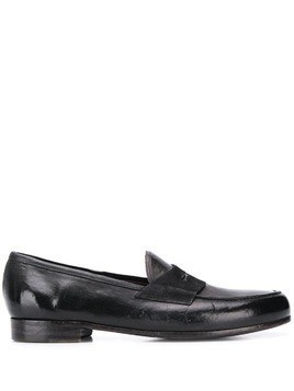 Lidfort classic Jago loafers - Black