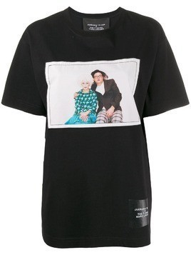 Marc Jacobs Juergen Teller x The T-shirt - Black