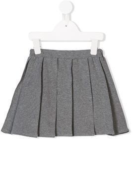 Il Gufo pleated skirt - Grey