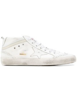 Golden Goose Mid Star sneakers - White