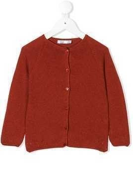 Knot Tromso cardigan - Red