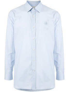 Gieves & Hawkes chest logo shirt - 33