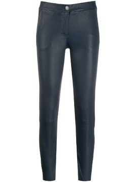 Arma slim-fit trousers - Blue