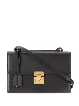 Mark Cross Downtown crossbody bag - Black
