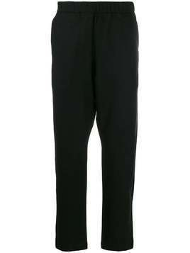 Barena cropped trousers - Black
