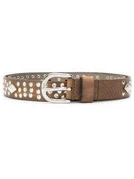 Isabel Marant Zalli belt - Green
