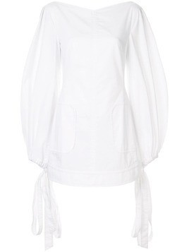 CAMILLA AND MARC billow sleeve tunic - White