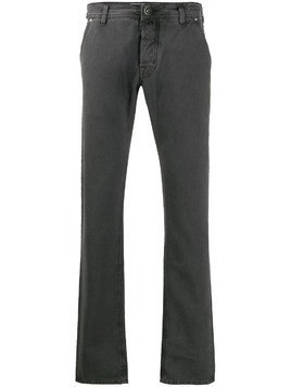 Jacob Cohen straight-leg jeans - Grey