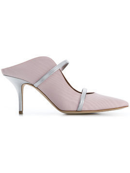 Malone Souliers Maureen pumps - Pink & Purple