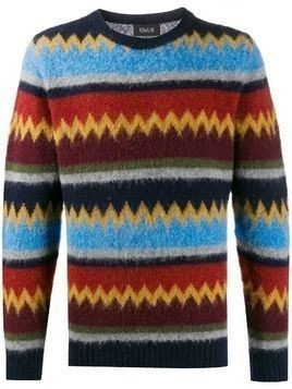 Howlin' Science Fiction Dance Party jumper - Blue
