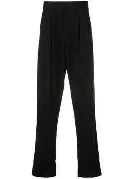 Haider Ackermann drop-crotch trousers - Black