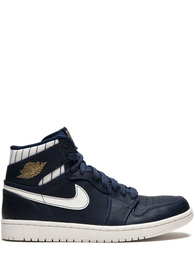 Jordan Air Jordan 1 Retro High Jeter sneakers - Blue