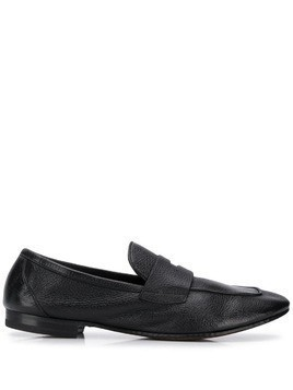 Henderson Baracco slip on loafers - Black