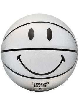 Chinatown Market 3M Smiley reflective basketball - Grey