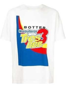 Botter 'Mosqueritos' T-shirt - White