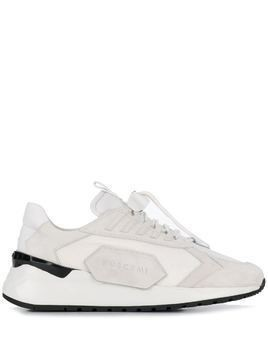 Buscemi Run 2 low-top sneakers - White