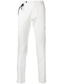 Berwich slim fit chinos - White