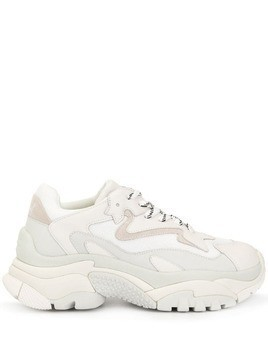Ash Addict chunky sneakers - White